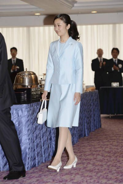 皇紀2675(平成27)年6月7日 秋篠宮佳子内親王(あきしののみやかこないしんのう)殿下 Princess Kako, June 7, 2015