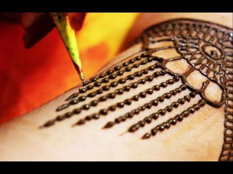 SIMPLE AND EASY MEHNDI DESIGN|| VERY EASY TO APPLY || LOOKS BEAUTIFUL || MY STYLE CUTWORK MEHNDI - YouTube