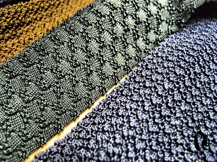 Knit Tie Guide - All You Have To Know About Knit Ties — Gentleman's Gazette