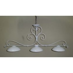 Wrought Iron Chandelier. Customize Realisations. 215