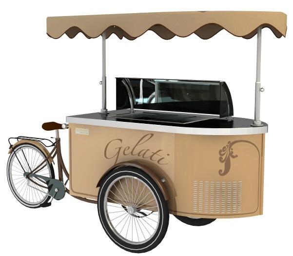 Procopio - Carrettini Gelato – TEKNE'ITALIA – Carrettini gelato. Carrettini gelati