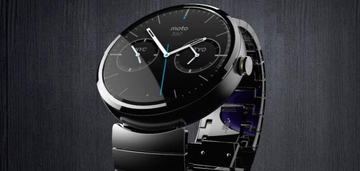 """Apple iWatch sieht aus wie Moto 360 - http://apfeleimer.de/2014/05/apple-iwatch-sieht-aus-wie-moto-360 - Wie sieht die Apple iWatch aus? Wird es nur eine Armband mit Fitnesstracker, eine """"iPhone am Handgelenk"""" oder eine klassische Armbanduhr mit smarten Features? Ein aktueller Bericht besagt: die iWatch wird kein Fitness-Armband sonderneine """"richtige Uhr"""" mit rundem ..."""
