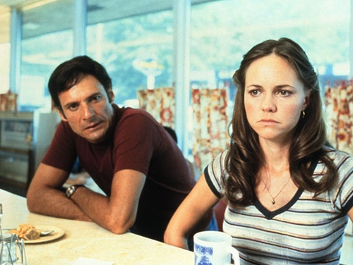 Ron Leibman and Sally Field in Norma Rae (1979)