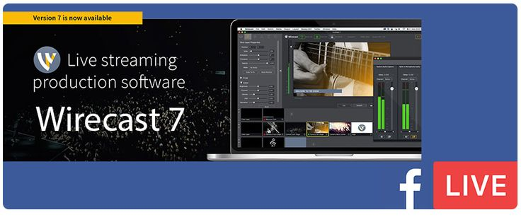 Live Streaming Production Software Wirecast Pro 7 Includes all features of Wirecast Studio and adds integrated HDV input support, Replay, support for more capture devices and IP cameras, web stream input, program feed output, live scoreboards, 3D virtual sets, and ISO recording. Includes a FREE copy of NewBlueFX Titler Live Express (a $99 value).