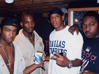 Ja Rule, DMX, Jay Z & Beanie Sigel #HipHopThrowBack