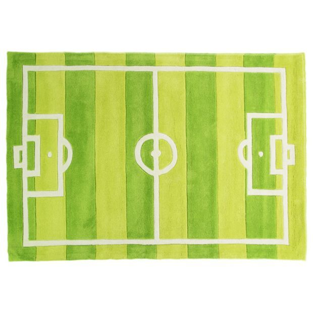 Play Rug Boys Football Pitch Childrens Rug Green: 25+ Best Ideas About Football Pitch On Pinterest
