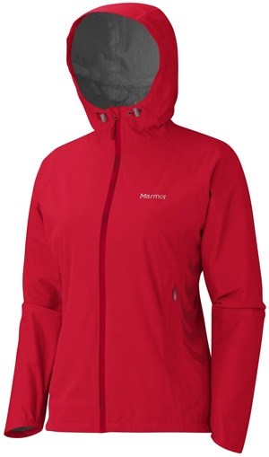 Is this possibly my new hiking jacket? My brother has one from Marmot and I envy him deeply.