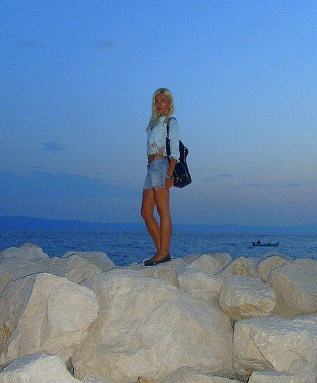 Summer, on my favourite place on Earth...