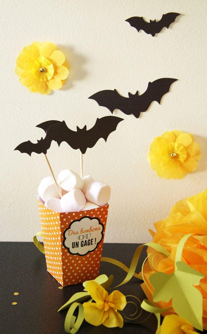 {DIY} Des idées pour Halloween !