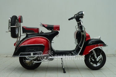 Maybe a 1966 Vespa 150cc Scooter - Classic Vehicle Auctions - Shannons