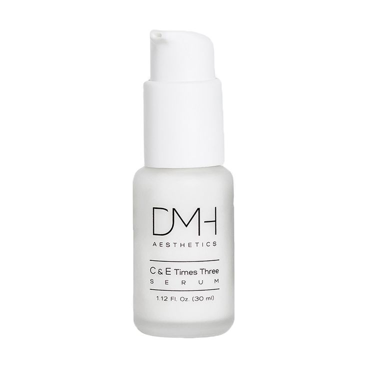 """- """"This lightweight serum from celebrity-beloved DMH Aesthetics has the perfect mix of natural and targeted ingredients to even, brighten and plump the skin.""""—Erin Nicole, Senior Lifestyle Editor"""