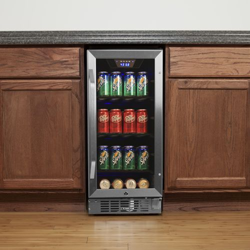 Kitchen Island Refrigerator: Best 25+ Built In Beverage Cooler Ideas On Pinterest