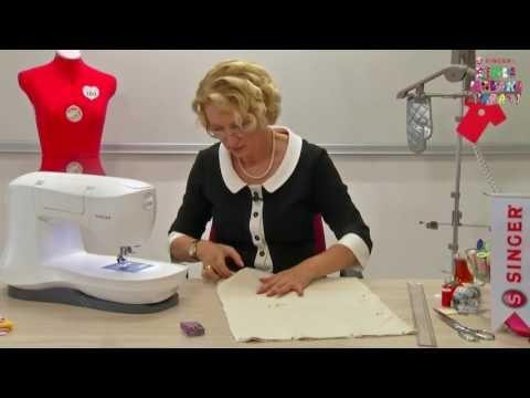 Kendi Modanı Yarat - Teladan Kalpli Aplike Yastık Yapımı - YouTube