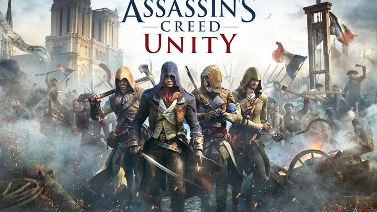 Assassin's Creed Unity Free Download Full Version PC Game