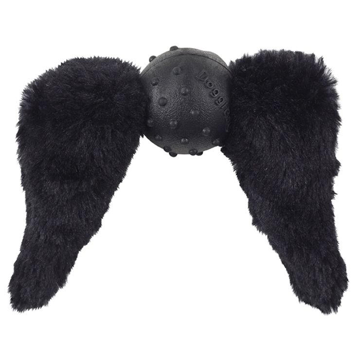 Doggles Mustache Dog Toy - Black Chops. Dogs will look amazing while playing with the Doggles Mustache Dog Toy in Black Chops!Mustache has an inside layer of recycled ballistic fabricMade from recycled water and soda bottlesVanilla scentBPA and Phthalate free ballWhy We Love It:The Doggles Mustache Dog Toy is sure to put a more grown up look on your dgos face! BPA and Phthalate free ball has a vanilla scent that your dog will love. Mustache has an inside layer of recycled ballistic...