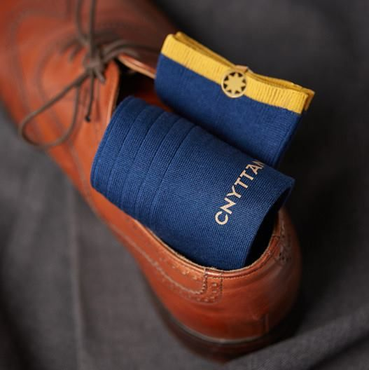 Cnyttan's socks are designed to provide the ultimate comfort for their wearers and we are sure that you won't regret after getting them for yourself!  #theassemblystore #cnyttan #fashion #style