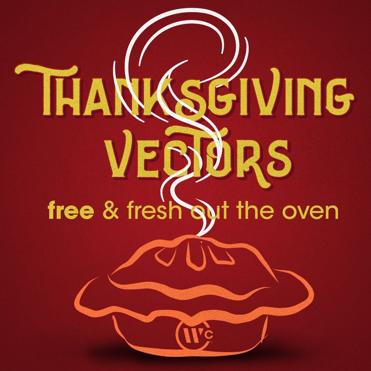We've served up a large helping of free Thanksgiving vectors! Get yours here today: http://wgicreative.com/fall-vectors/ #Thanksgiving #FreeVectors