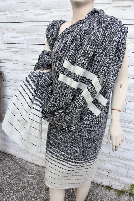 TTBabyWrap-Turkse handdoek Baby Wrap-Hand geweven Baby Wrap-hart weven…