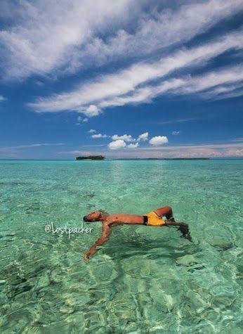 Pulau Banyak Aceh Singkil, Indonesia.