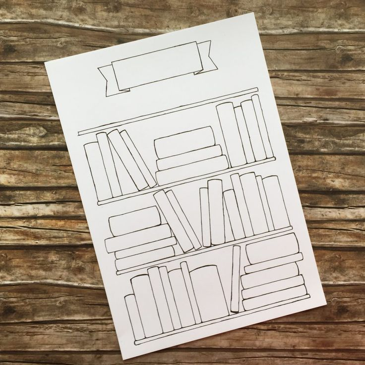 Layout for books to read.                                                                                                                                                                                 Mehr
