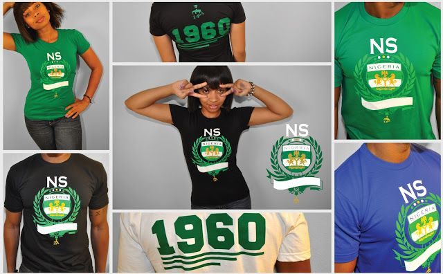 The Ns Blog (www.ns1463.com): Ns Nigeria Independence Day 2012 Shirts