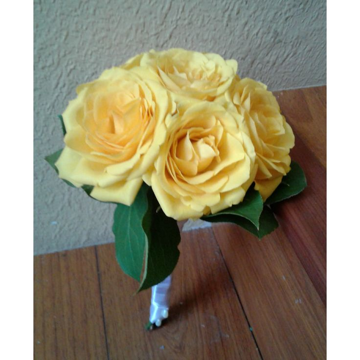 Yellow rose Bouquet #yellowbouquet #yellowrosebouquet #mybouquetlv