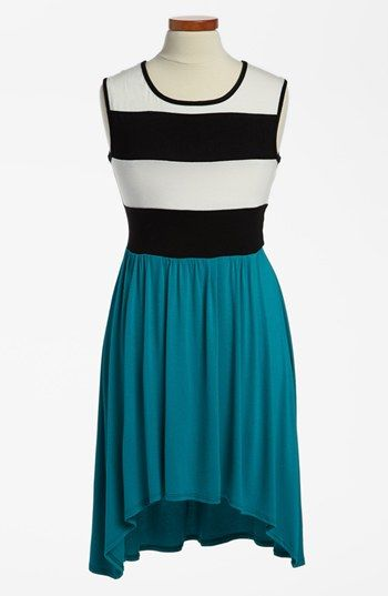 Sally Miller 'Hi Lo' Dress (Big Girls) available at #Nordstrom