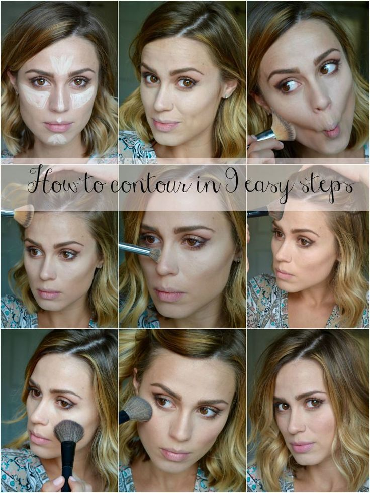 How to Contour 101 • Uptown With Elly Brown