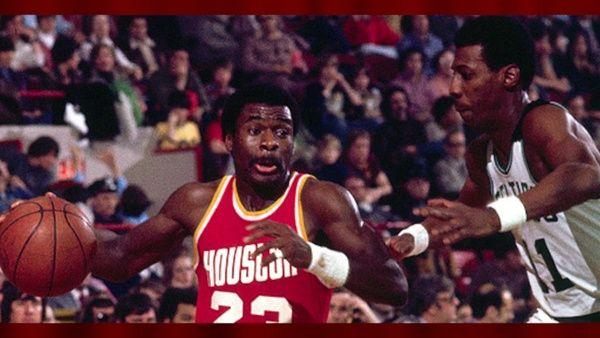 1994 Championship winner Calvin Murphy a former Houston Rockets guard. #Rockets #HoustonRockets #NBA #Houston #Basketball #Sports #Shaq #Murphy #Calvin