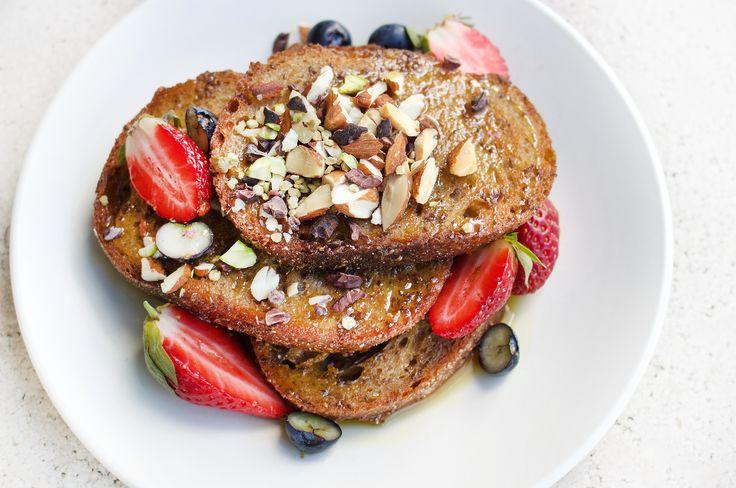 Healthy French Toast bu nutrionist  | Jessica Sepel