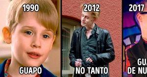"""Los actores de""""Mipobre angelito"""" 25años después"""