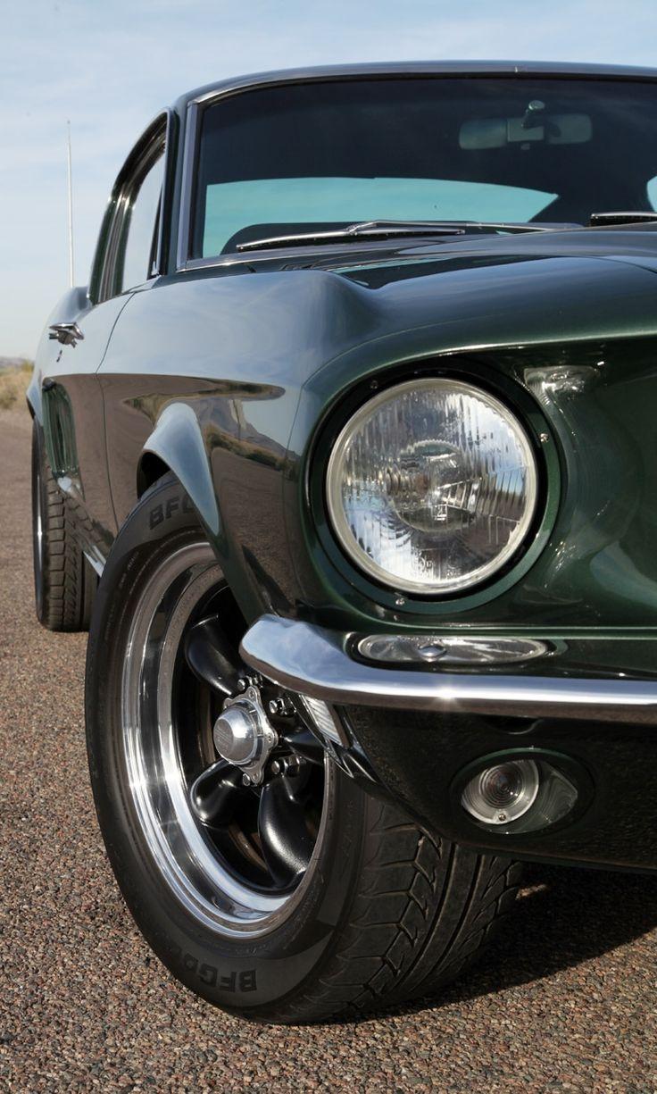 1968 Steve McQueen Mustang