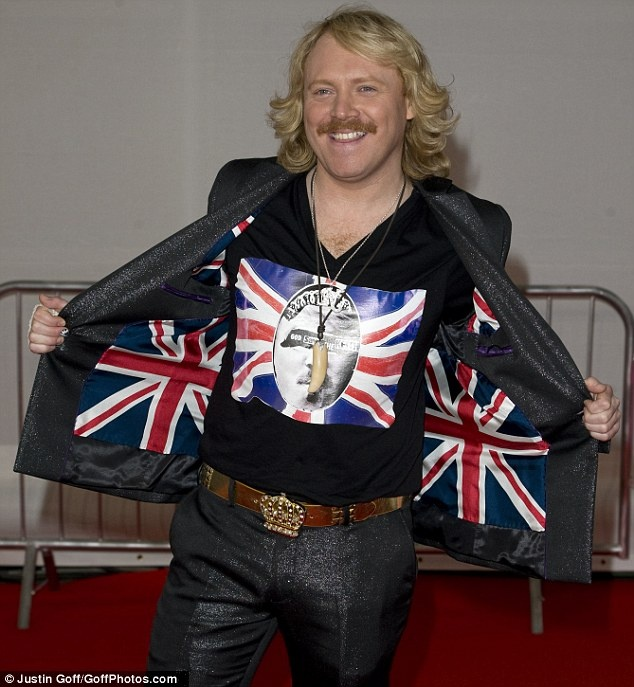 keith lemon ideas for our presenter