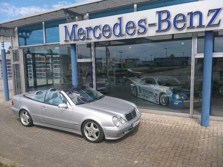 Mercedes CLK 320 Cabrio