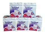Fortimel Energy MultiFibre Erdbeere 6x4x200ml Nutricia