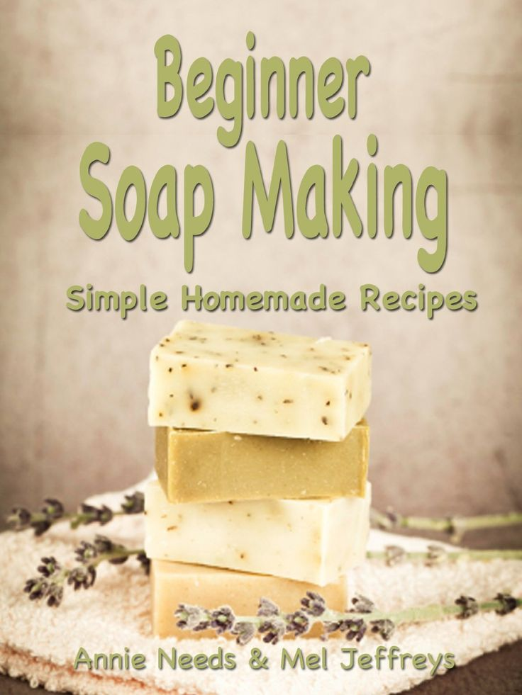 FREE ebook: Beginner Soap Making: Simple Homemade Recipes (Free for limited time only)