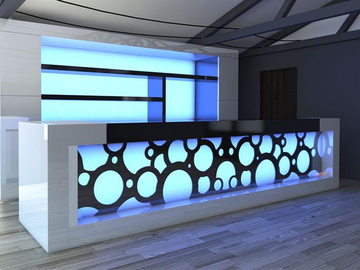 12- Led verlichting bar