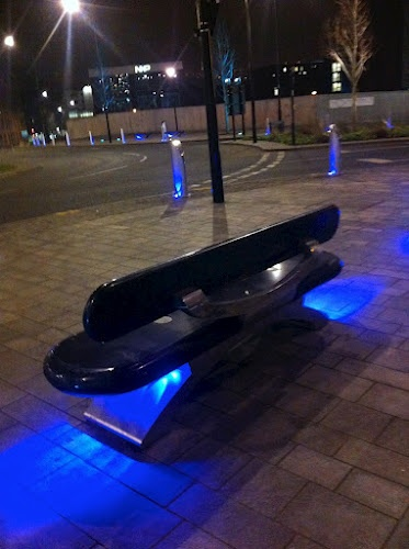 A small celebration of street furniture