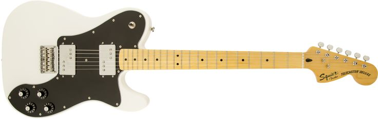Vintage Modified Telecaster® Deluxe | Telecaster Squier Electric Guitars | Squier by Fender®