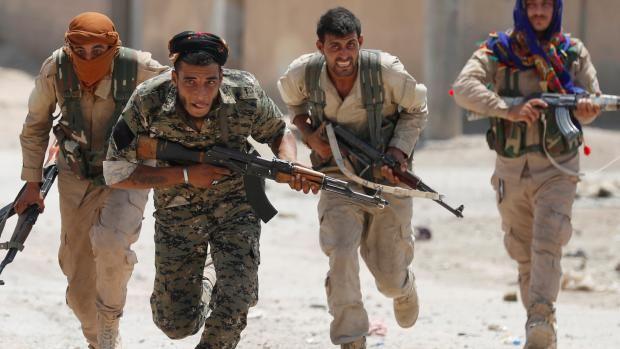 Utajované základny americké armády na severu Sýrie odhaleny. Prozradilo je Turecko   iROZHLAS - spolehlivé zprávy