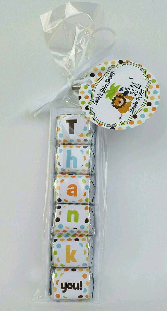 Safari Baby Shower Favors Jungle Baby Shower Favors Personalized DIY Baby  Shower Favors Unique Baby Shower Favors Set Of 10