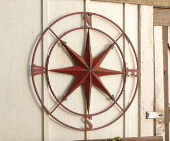 compass wall outdoor art design simple metal large about best sun the images rose unique pinterest decoration comes decor on of here