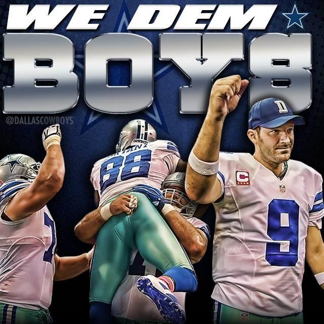 We Dem Boys!
