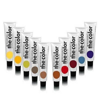 Paul Mitchell Color Permanent Cream Hair Color - favorite to use!!