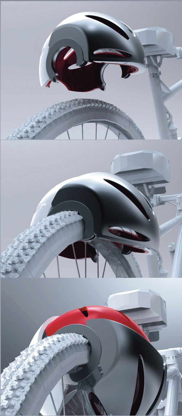 Bike Head-Lock