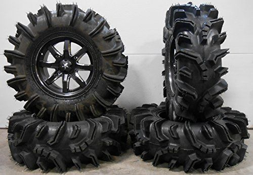 "Best price on Bundle - 9 Items: MSA Black Rocker 14"" ATV Wheels 29.5"" Terminator Tires [4x156 Bolt Pattern 12mmx1.5 Lug Kit] // See details here: http://bestmotorbikereviews.com/product/bundle-9-items-msa-black-rocker-14-atv-wheels-29-5-terminator-tires-4x156-bolt-pattern-12mmx1-5-lug-kit/ // Truly a bargain for the inexpensive Bundle - 9 Items: MSA Black Rocker 14"" ATV Wheels 29.5"" Terminator Tires [4x156 Bolt Pattern 12mmx1.5 Lug Kit] // Check out at this low cost item, read buyers'…"