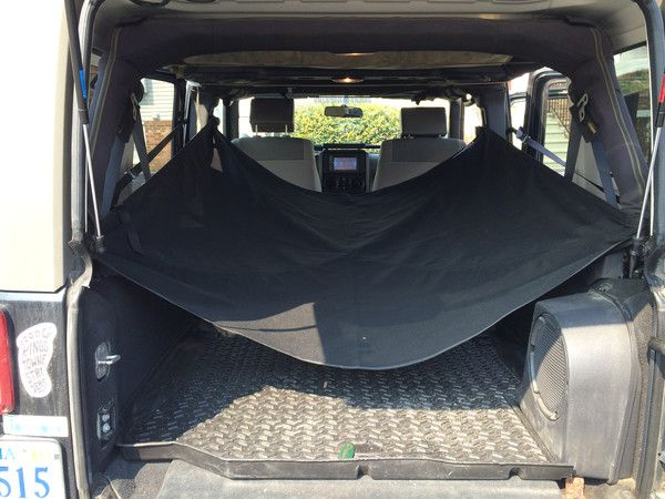Toyota Pickup 4x4 >> The JammockTruck is hammock for your truck (bed)! It's a hammock for your truck! The ...