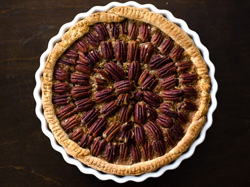 Salted Chocolate Pecan Pie | Make this for Gorelick | Pinterest