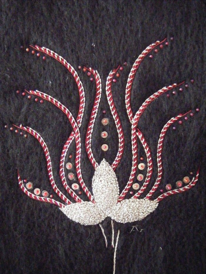 Beginners Goldwork Embroidery Kits
