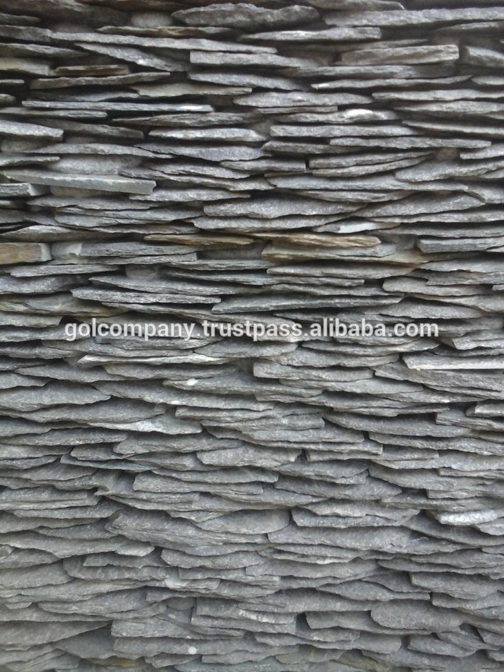 20 beste idee n over stenen muren op pinterest - Leisteen muur ...
